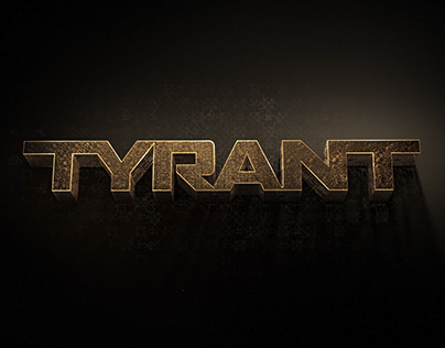 "TYRANT ""Maintitle Sequence"""