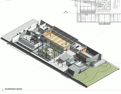 Islamic Community Centre/School