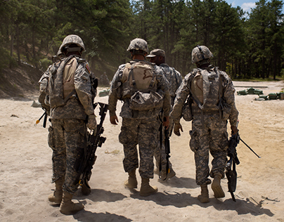 The Fighting 69th at Annual Training - 2014