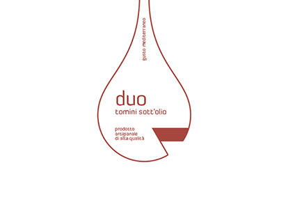 Tenuta Di Simone collateral logo and Duo Label