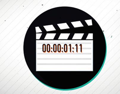 Glitch Film Credits for Videohive