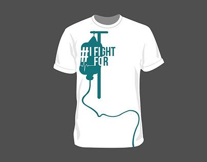 #IFightFor Charity Merchandising