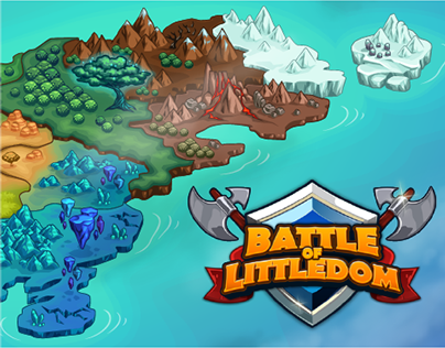 Battle of Littledom Backgrounds