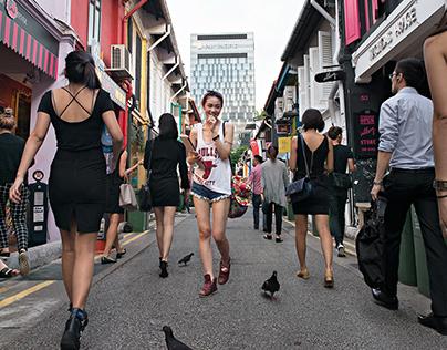 Singapore Street Composites