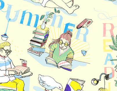 Summer Reading Room