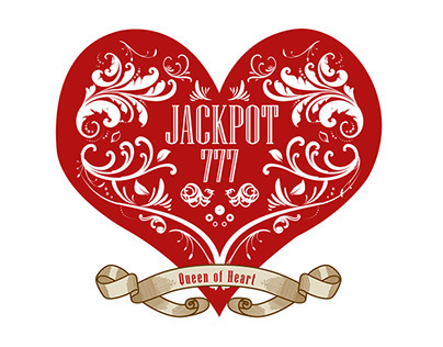 Jackpot 777 Wine Label Assignment