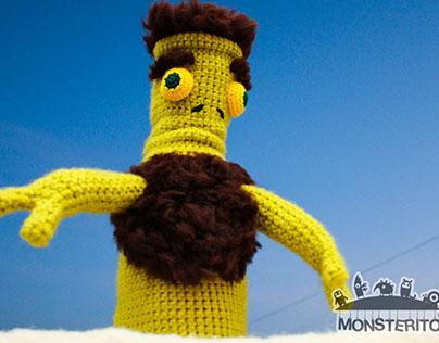 Monsterito | Mr. Greeny