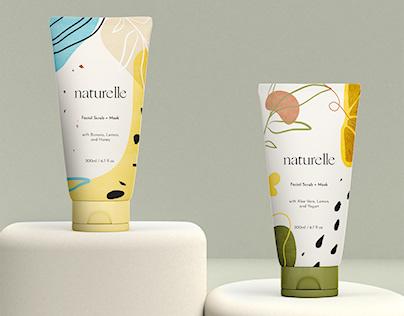 Naturelle Face Scrub + Mask
