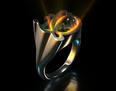 Aloneness Ring