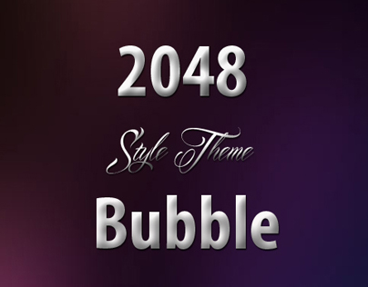 2048 Bubble