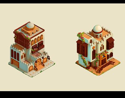 Elmadina (Buildings)