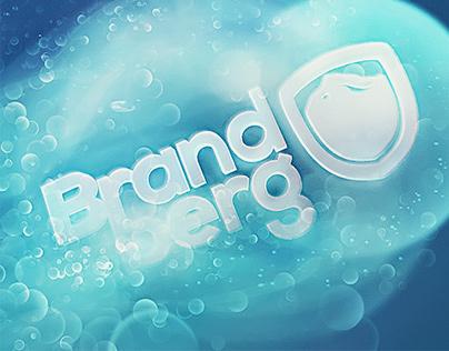 Brandberg - Design & Branding Company Poster