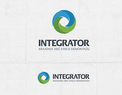 Integrator - logotype redesign
