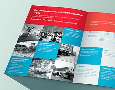 American students to Denmark 2015 Brochure
