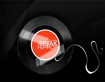 ISPEAK HIPHOP Website