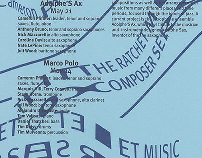 Skylark Ratchet Composer Series
