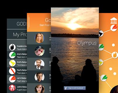Olympus - Fitness App