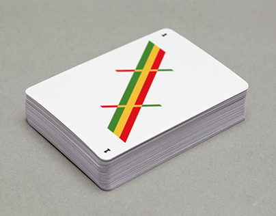 Spanish playing cards.