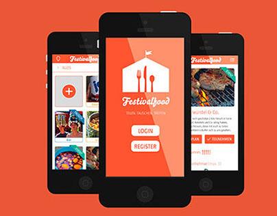 Interaction Design - Food sharing
