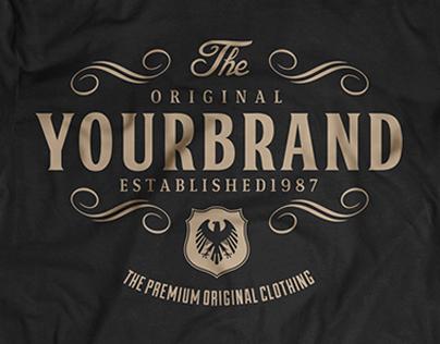 7 premium tshirt template v2