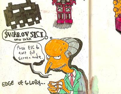 Sketchbook Vol.3