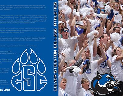 Culver-Stockton College Athletics Brochure 2014-15