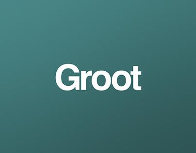 8bit - Groot