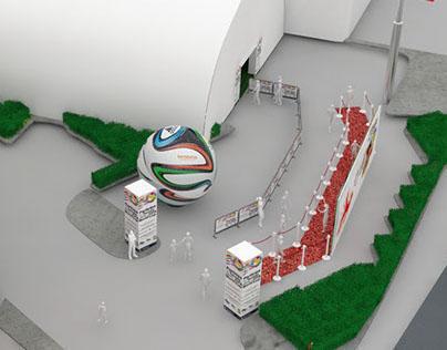 EA SPORTS FIFA WORLD CUP BRAZIL 2014