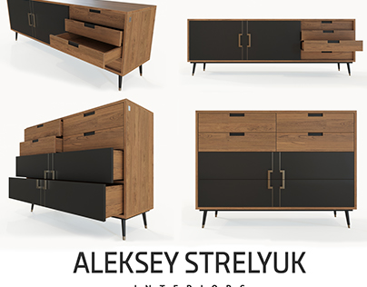 Aleksey Strelyuk (furniture design)