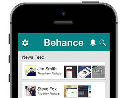 Behance UX