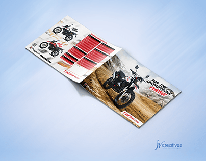 Fuego 250 bike brochure