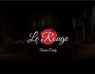 Le Rouge - Wine Candy