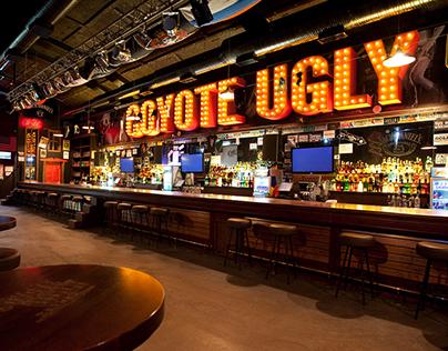 Coyote Ugly SPb