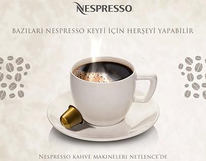 nespresso mailing
