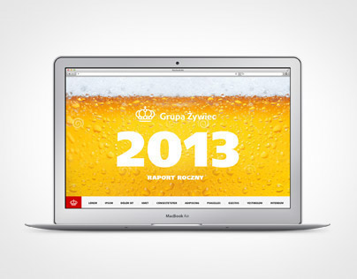 Żywiec Yearly Report (light version)