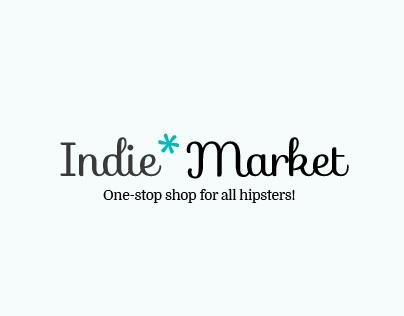 Indie Market Shop
