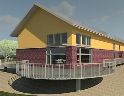 Activity building for outdoor activities