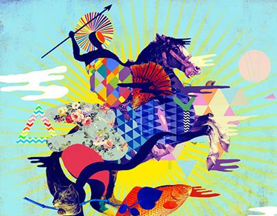 Music Poster Art 2013 2014 ( I )
