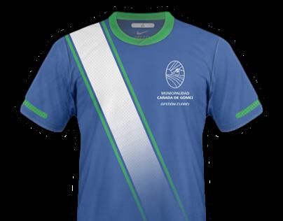 Camisetas para Municipalidad Cañada de Gómez