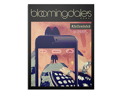 Bloomingdale's F/W '13 Catalogue