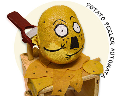 Potato Peeler Automata