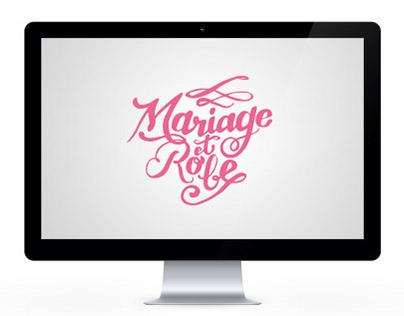 Mariage et Robes