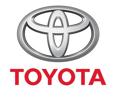 Toyota Test Drive Deck