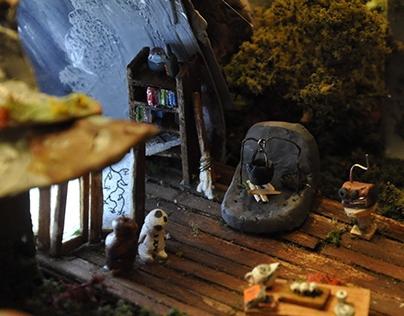 A Room for Hayao Miyazaki