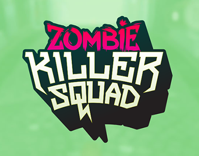 Zombie Killer Squad Branding Exploration