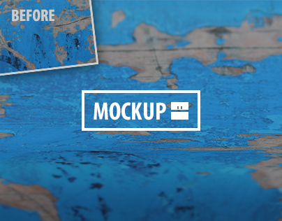 33 Surface Closeup Mockups Set (Photoshop)