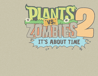 Plants Vs Zombies 2 It's About Time