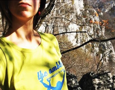 t-shirts for climbing