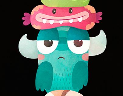 Monster Totem