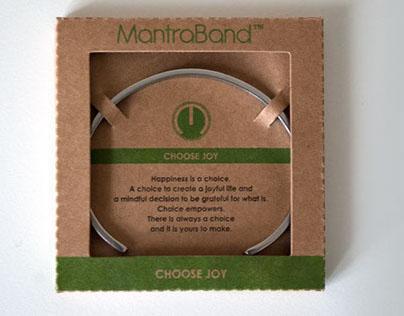 MantraBand Package Design
